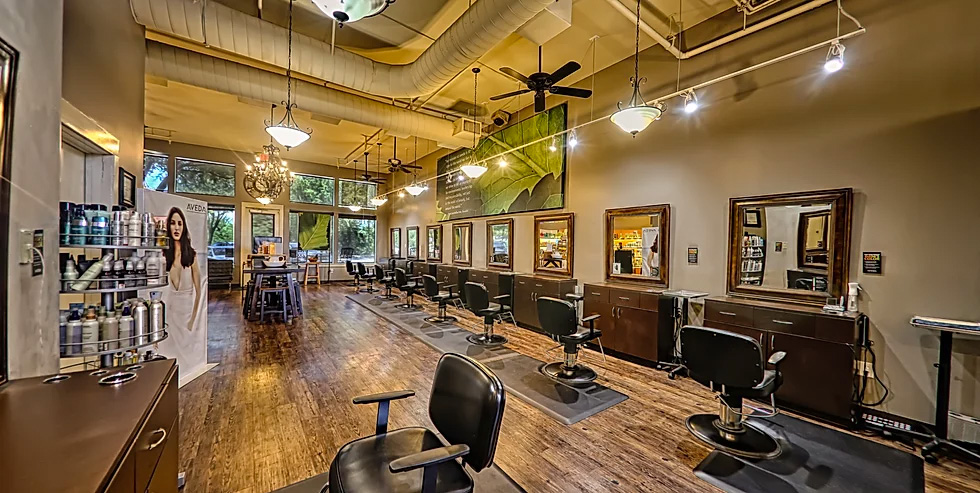 Terrace Retreat Salon